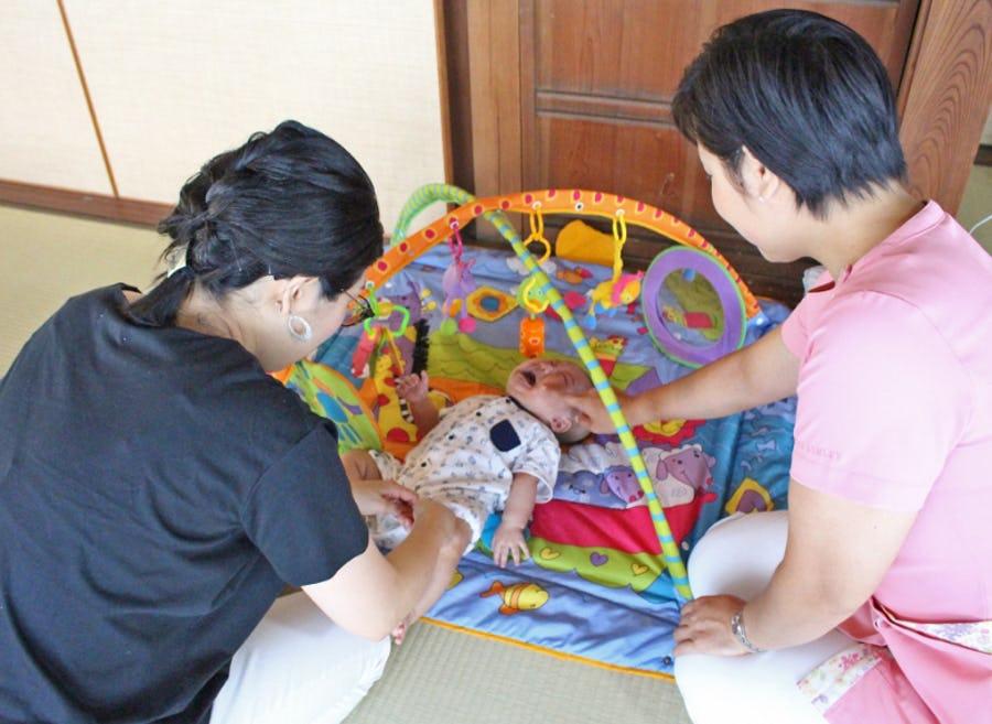 雲南市で一緒に産後ケア事業に取り組んでくれる助産師、保健師、看護師を募集!